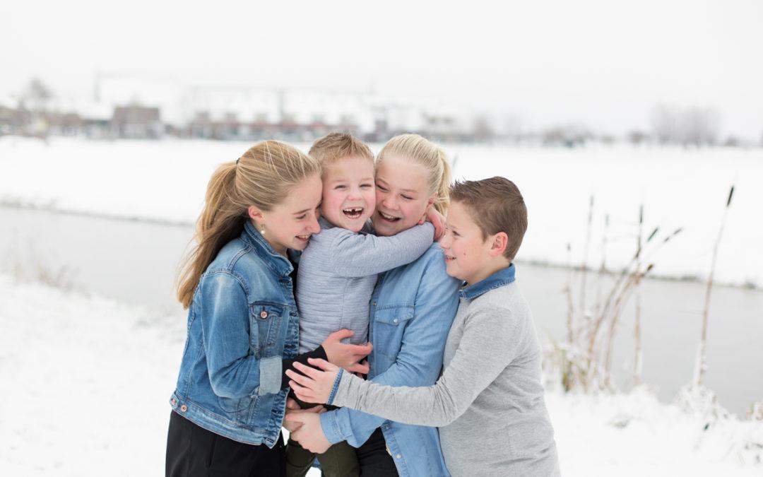 Samen in de Sneeuw