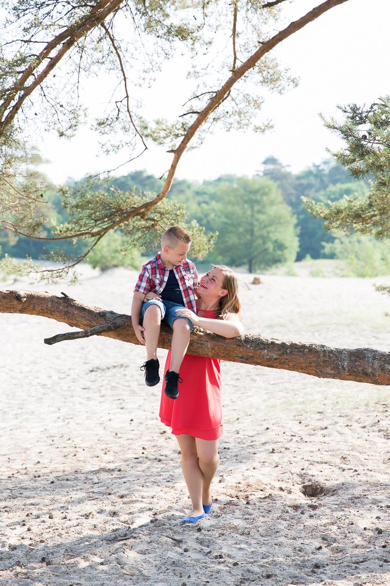 Fotosessie met gezin door Das' Knuss Fotografie