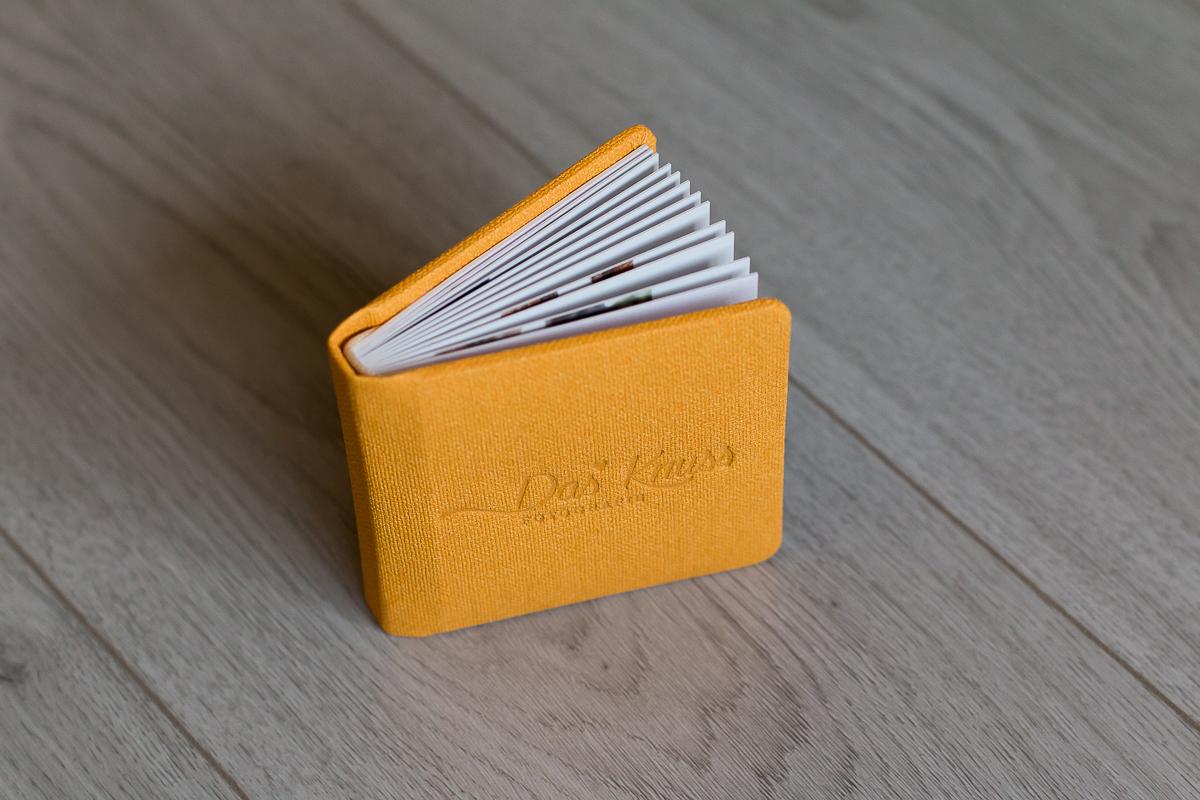 Mini fotoboekje 10x10cm
