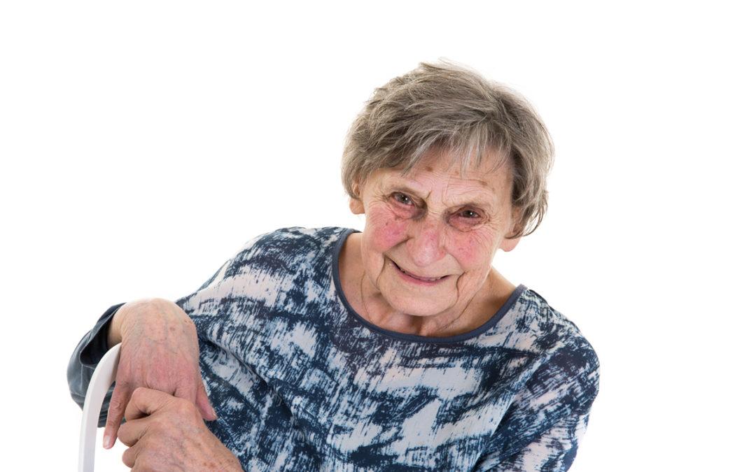 Dag lieve Oma