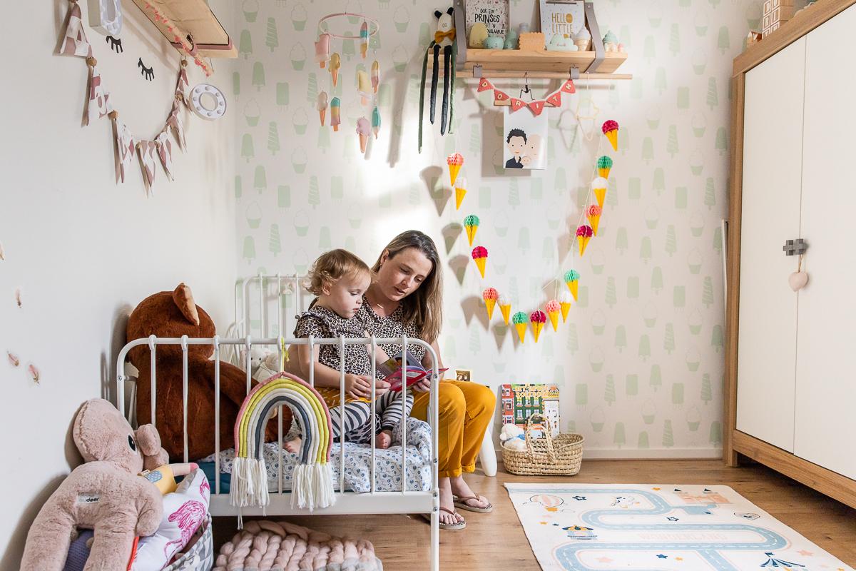 Fotosessie aan huis door Dasja Dijkstra van Das Knuss Fotografie Baby Newborn Driebruggen Waarder